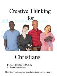 Creative Thinkiing for Christians